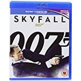 Skyfall [Blu-ray + UV Copy] [2012]